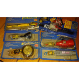 Mis Micromachines Parts Lote 6 Blisters Orig Micro Machines