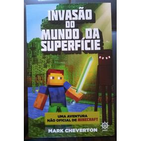 Invasão Do Mundo Da Superfície - Mark Cheverton - Seminovo