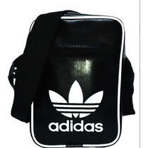Bolsa Carteiro Modelo Unisex Small Adidas Pronta Entrega