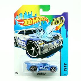 Hot City Wheels Shifters Color - Bassline 46/48 Envío Gratis