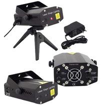 Projetor Laser Holografico Luzes Festa Dj Boate 100mw 50mmw