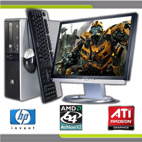 Pc Computadora Completa Dual Core Lcd 17 4gb Ram Dvd-rw