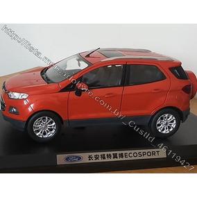 Ford Ecosport 1:18 Freestyle Titanium Focus 1/18 Civic 1/18