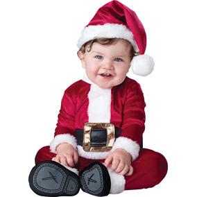 disfraz de navidad de santa bebe t m dhl gratis