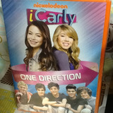 Dvd Icarly One Direction