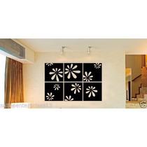 Quadro Espelho Decorativo Grande Acrílico 1,20x0,80m Sala