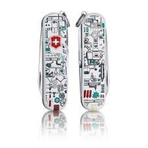 Victorinox Navaja Fashion Iron Factory 06223.l1302 58mm