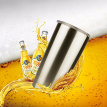Termo Tipo Yeti De 20 Oz Para Bebidas Metalico 600ml