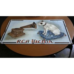 Chapa De Rca Victor
