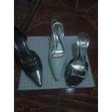 Zapato Novia 15 De Fiesta Vestir $ 450 Un Uso 37 Impecable