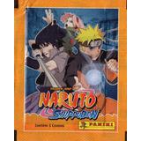 6 Sobres Figuritas Naruto Panini Importado