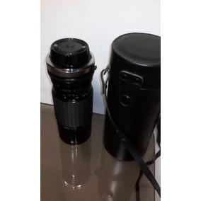 Lentes Para Camaras Canon Marca Sigma 100-200 Mm F/4.5 A 22a