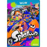 !!! Splatoon Para Wiiu Disponible En Wholegames !!!