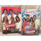Rebelde Rbd Temporadas 2y3 7dvds Doble Cara Anahí Mayte