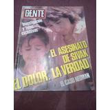 Revista Gente 1164, El Asesinato De Sivak, El Caso Neuman.