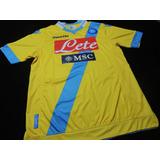 Camisa Napoli Away 2013/14 Tam. P