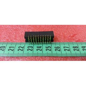Conector Fa 20lph 20 Pines Tipo Ide Pcb 90 Grados