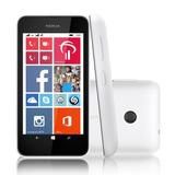 Celular Lumia 530 Dual Branco Seminovo
