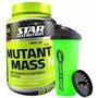 Mutant Mass N.o. X 1,53 Kg. + Shaker Star Nutrition