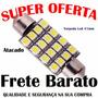 Lampada Torpedo 41mm 16/12 Leds, Teto, Placa, Uno, Corsa