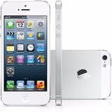 Iphone 5 64gb Branco Seminovo Desbloqueado Nf Frete Grátis