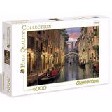 Quebra Cabeça Puzzle Clementoni 6000 Peças Paisagem Veneza