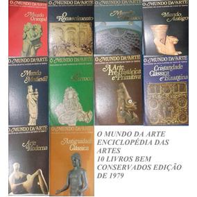 O Mundo Da Arte - Enciclopédia Das Artes Plásticas