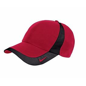 Gorra Nike De Beisbol Rojo Con Negro
