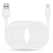 Cable Usb Iphone 7 7 Plus 6s 6s+ 5s 3 Metros Largo Carga 7+