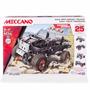 Meccano 25 Models Set 4x4 Off-road Truck 6v Motor 16212