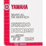Manual Mecanica Eletrica Em Pdf Yamaha Rx80 Rx125 Tt125