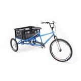 Bicicleta Triciclo De Carga Multiuso