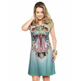 Vestido Nossa Senhora De Nazaré - Promoção! Frete Grátis