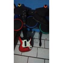 Bateria Y Guitarra Xbox 360