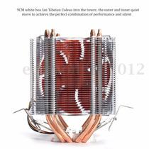 Cooler Gamer - 4 Heat Pipe - Amd Intel Lga1150 1151 1155 775