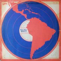 Gapul - Paradise Dance Vol.3 Disco Vinilo Lp Variado