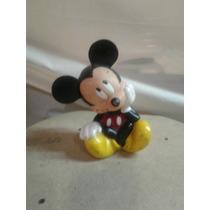 Alcancía Mickey Mouse De Plástico Duro
