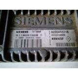 Computadora Caja Automatica Renault Symbol, Megane, Clio...