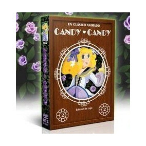 Candy Candy Serie (volumen 2) Limited Edition (español) 80`s