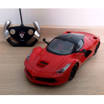Carrinho Controle Remoto Ferrari Laferrari Recarregavel