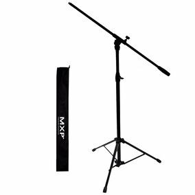 Mxp Soporte P/micrófono Boom Jirafa Reforzado Funda - Oddity