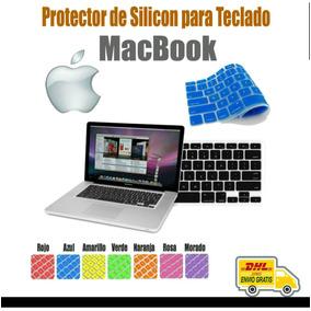 Lote De 25 Porta Teclado De Silicon Para Mac Teclado Ingles.