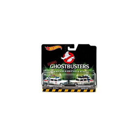 Hot Wheels Set Ghostbusters Ecto 1 E Ecto 1a - Mattel