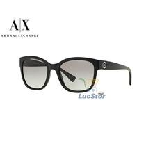 Oculos De Sol Armani Exchange Ax4046sk 8158/11-55 Feminino