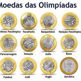 Moedas Das Olimpiadas