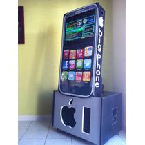 Renta De Rockola Karaoke Big Iphone