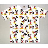 Camisa Mickey Mouse Modelo Basico