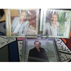 Cd J Neto Coletânea 1,2,3