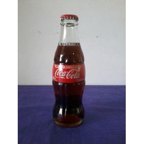 Botella De Coca Cola Retornable De 200 Ml Con Tapa $ 1