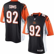 Camiseta Nfl Cincinnati Bengals 92 Sims